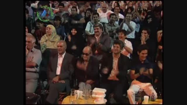 اجرای قدیمی و خنده دار حسن ریوندی - نوستالژی گذشته ها