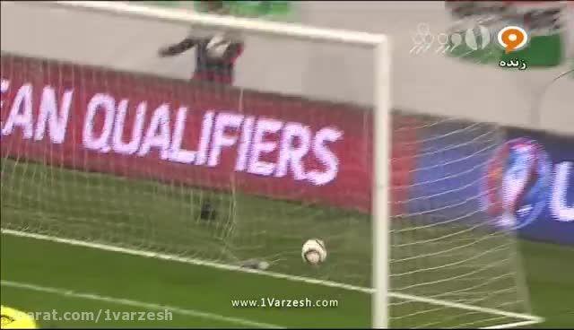 مجارستان 2-1 نروژ