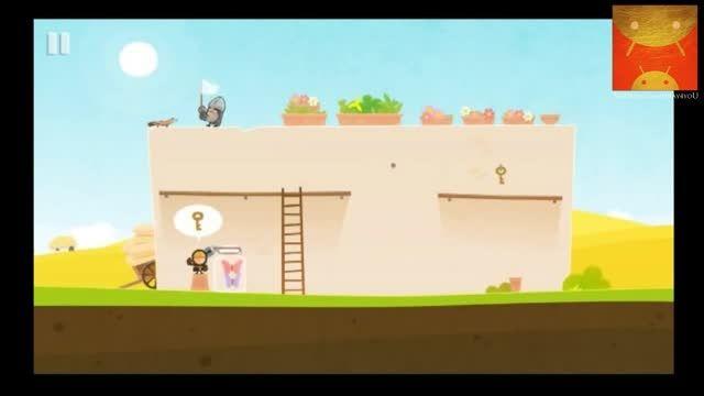 گیم پلی بازی اندرویدی Tiny Thief