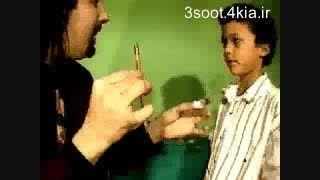آموزش شعبده بازی - علامت زدن روی دست