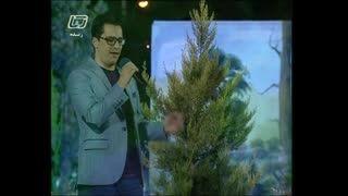 حضور رضا بیجاری در ویژه برنامه عید غدیر شبکه کرمان