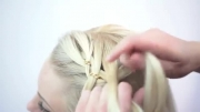 آموزش بافت مو ی بلند به روش ساده!!✿