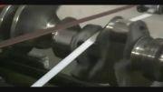 How to polish a crankshaft