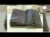 کشف انجیل 1500 ساله حاوی خبر ظهور پیامبر اسلام(صلی الله علیه و آله)