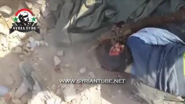 هلاکت عناصر النصره در کمین ارتش سوریه در جسرالشغور