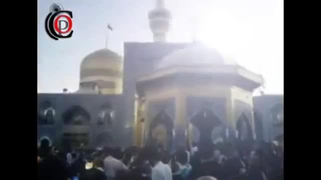 کلیپ زیبای محکومیت توهین شاهین نجفی به امام نقی