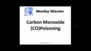 اقدامات در مسمومیت با مونواکسید کربن