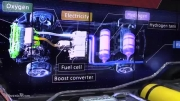 Toyota FCV Concept , Hydrogen Fuel Cell