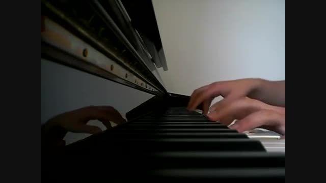 کاور پیانو اهنگ  love story  از تیلور سویفت توسط خودم