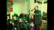 مداحی حاج شهروز اردبیلی در شهر گیوی