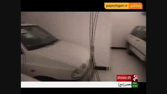 حضور خودروهای ایرانی در افغانستان