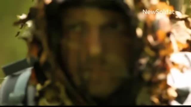 نماهنگ زیبا نیروهای ویژه روسیه