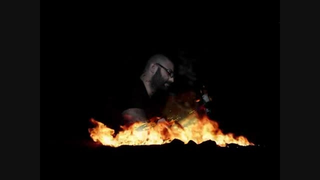 آتش بزن آهنگ و صدا : کیان مقدم شعر و دکلمه علیرضا آذر