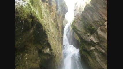 فیلم از منطقه ویژه گردشگری  آبشار گل آخور