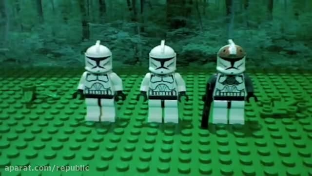 The Tale of Three Clones - Lego Star Wars (Movie)