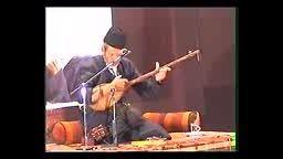 آهنگ ترکی خراسان-نوایی 2 -باخشی علیرضا سلیمانی
