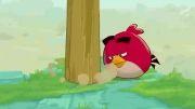 انیمیشن سریالی پرندگان خشمگین۲۰۱۳ |قسمت۱ | دوبله فارسی گلوری