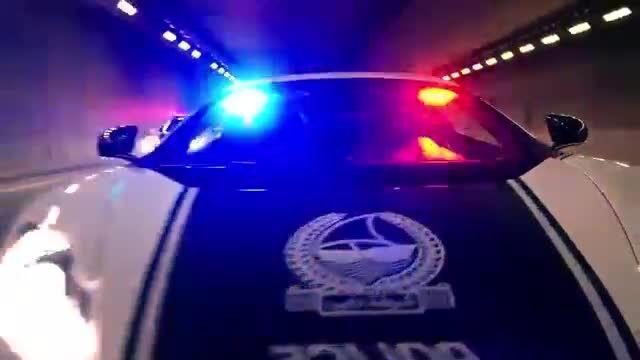 ■ ماشین های سوپر اسپرت پلیس دبی در سال 2015 ■