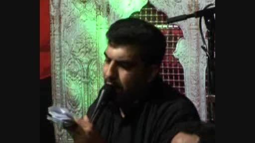 شب ششم-زمینه حضرت قاسم(ع)- حاج علی مهدوی نژاد