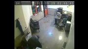 زورگیری و سرقت وحشیانه با شمشیر در تهران در جایگاه سوخت