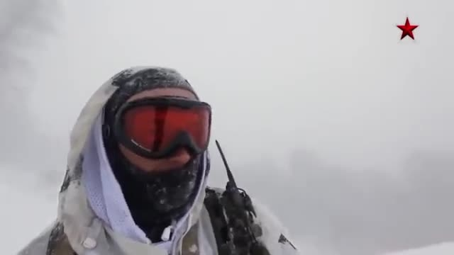 مستند نظامی| نیروهای ویژه روسی (spetsnaz)