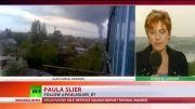 حمله سریع ارتش اوکراین به شرق
