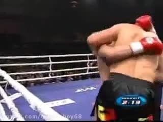 مبارزه سِمی شیلت و موساشی 2006