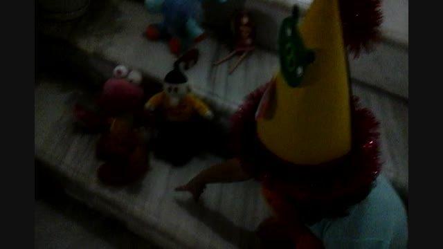 کودک دوزبانه / پرنیان کوچولو زیر 4 سال