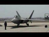اسنارن جنگنده اف 22 رپتور