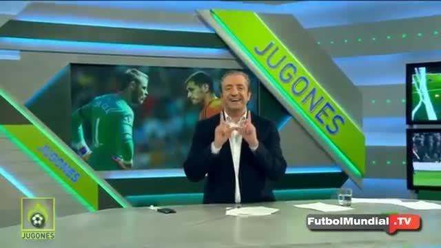 خوشحالی ایکر کاسیاس از پیوستن ده خیا به رئال مادرید