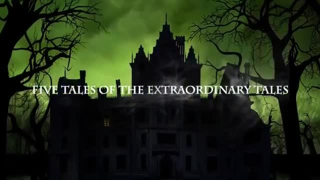 تریلر انیمیش(Extraordinary Tales (2015 قصه های سحرانگیز