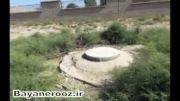 فاجعه زیست محیطی در رودخانه کشکان