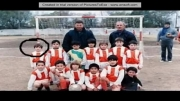 مسی در کودکی