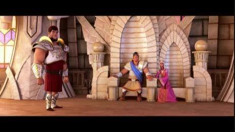 تیزر انیمیشن شاهزاده روم