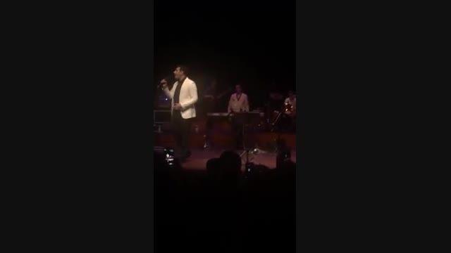 کنسرت شاداحسان خواجه امیری در روتردام هلند-این حقم نیست