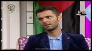 حضور نیما نکیسا و آقای نجات در حمایت از کودکان غزه
