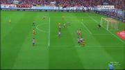 اولین گل نیمار برای بارسلونا با کیفیت خوب