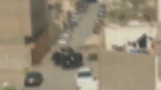 درگیری شدید نیروهای ال سعود با شیعیان العوامیه (قطیف)