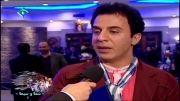 اختتامیه جشنواره تلویزیونی جام جم