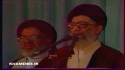 حضور رهبر انقلاب در حرم حضرت عبدالعظیم الحسنی (ع)