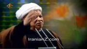 انتقاد رفسنجانی از توهین کنندگان به سید حسن خمینی