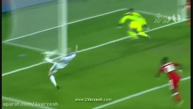 اسلواکی 3-2 سوئیس
