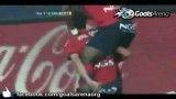 گل زیبا و حرکت بسیار جالب جواد نکونام در لیگ اسپانیا
