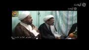 تصاویر تکان دهنده از مرحوم آیت الله انصاری شیرازی