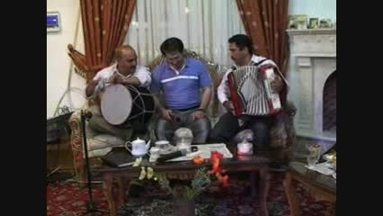 آهنگ ترکی آذربایجانی درگز-بوقالا داشلی قالا-کریم غفاری