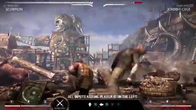 Mortal Kombat X: Kombat Klass - Scorpion