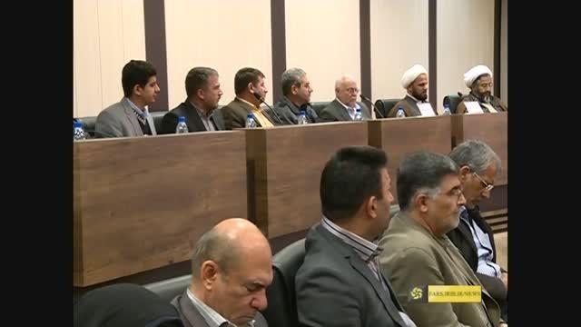 گزارش خبری جلسه شورای اداری شهرستان شیراز - 29 آبان