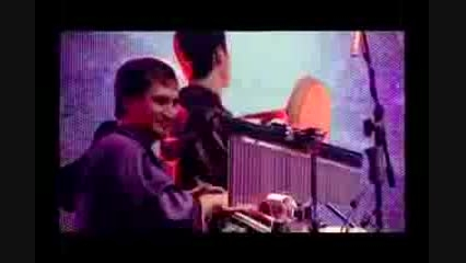 کنسرت شاد مشترک ترکی اویغوری و قزاقی - ترکستان