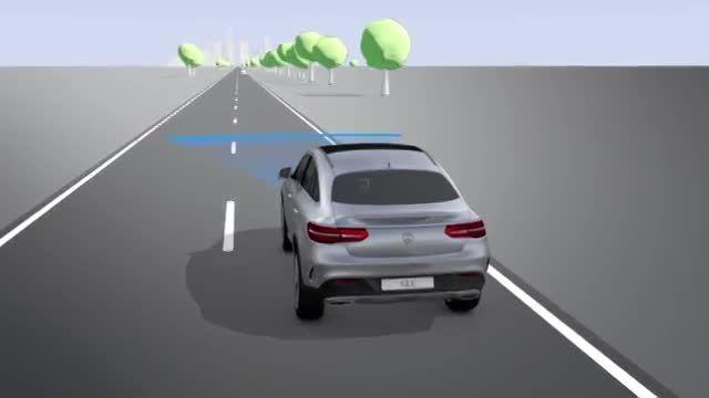 نحوه عملکرد سیستم تشخیص و جلوگیری از تصادف
