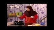 طرز تهیه غذای محلی شیخ محشی